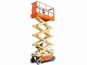 2632es Electric Scissor Lift