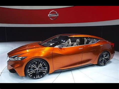 2018 Nissan Maxima Review And Drive Youtube
