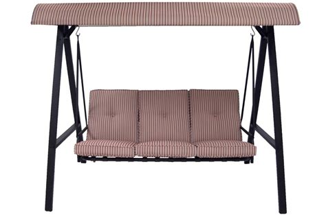 Walmart Patio Umbrella Covers by Mainstays 3 Person Swing Replacement Cushions For Ms 12