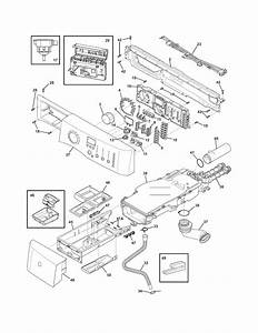 Electrolux Model Eiflw55hiw0 Residential Washers Genuine Parts