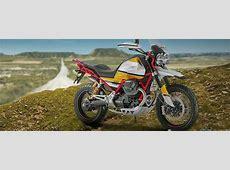 Moto Guzzi V85 data d'uscita, allestimenti