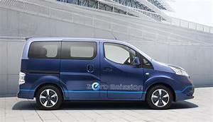 Nissan Nv200 Evalia : elektroauto transporter nissan e nv200 evalia als 7 sitzer ~ Mglfilm.com Idées de Décoration