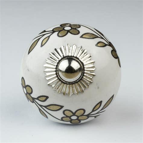 ceramic silver black white silver grey ceramic door knobs handles furniture drawer cupboard ebay