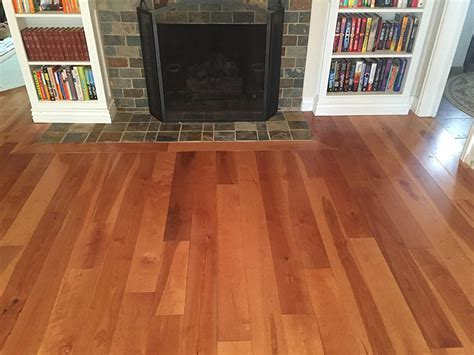 Birch Hardwood Flooring in Boulder CO   Floor Crafters
