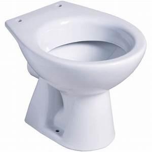 Cuvette Sortie Horizontale : cuvette wc ind pendante blanche sortie horizontale ~ Premium-room.com Idées de Décoration