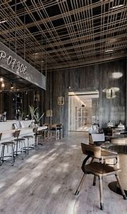 Cafe Counter Bar | Coffee Shop Design Layout Factory