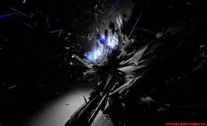 Dark Abstract Art