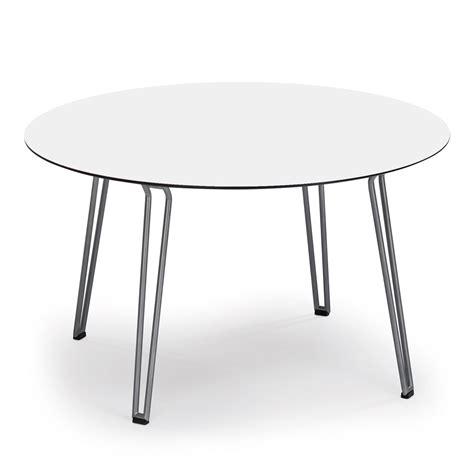 Tisch Rund Weiss by Slope Tisch Rund Weish 228 Upl Connox Shop