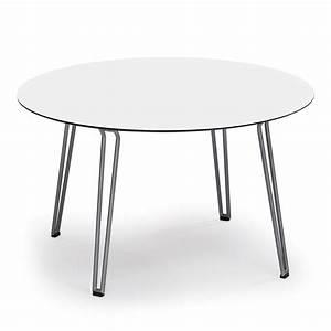 Tisch Weiß Rund : slope tisch rund von weish upl connox shop ~ Frokenaadalensverden.com Haus und Dekorationen