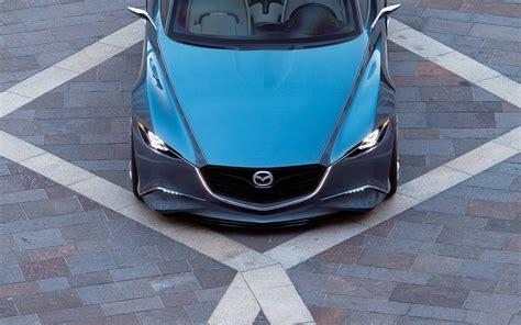 Mazda Shinari 2018 Widescreen Exotic Car Wallpaper 09 Of