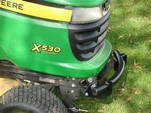 John Deere Front Bumper Lawn Tractor X300 X310 Series X500