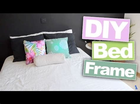 diy kallax bed frame erinrachel youtube