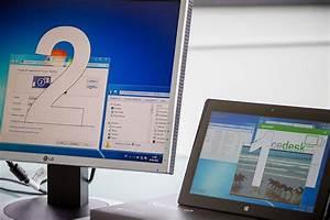 Pc Monitor Auf Rechnung : tablets als externen monitor nutzen auf pc ~ Haus.voiturepedia.club Haus und Dekorationen