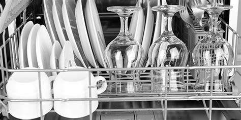 Why Your Dishwasher Leaves Your Glassware Cloudy