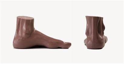 Foot Human Sculpting Exercise