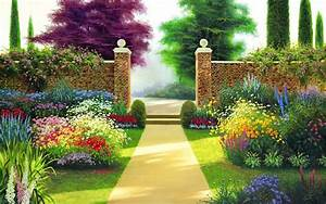 Path To Garden wallpapers