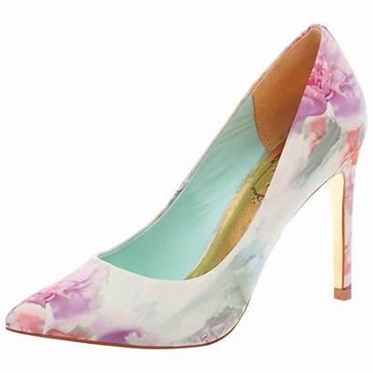 Floral Pastel Shoes Pink Ted Baker Court