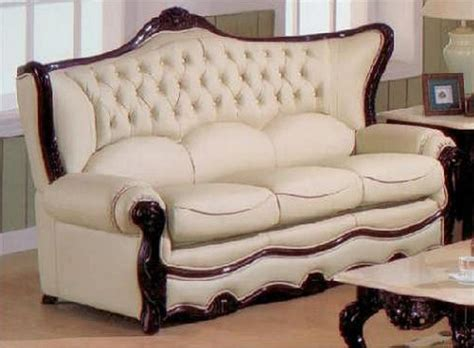 victorian style sofa set exquisite victorian style leather sofas