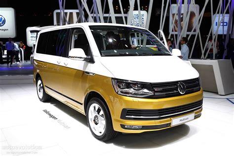 volkswagen van vw multivan 70 years of the bulli special edition is the