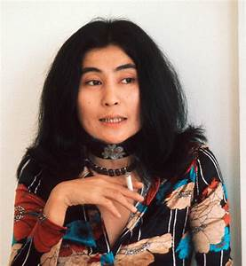 25 Feminists With Really Great Hair | Yoko ono and Beatles
