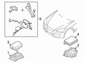 Hyundai Genesis Coupe Engine Harness  Engine Wiring