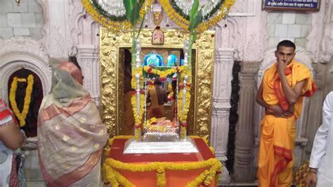 At the behest of gajanan maharaj , ganga bharati moved to malkapur and set up the temple where he breathed his last. Work for lifetime: Shree Gajanan Maharaj
