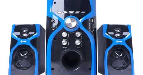 harga speaker aktif gmc 887f bluetooth terbaru