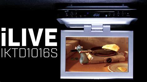 the cabinet kitchen tv ilive iktd1016s cabinet kitchen tv 8707