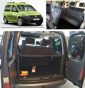 Volkswagen Caddy 7 Places : une voiture 4 enfants et un coffre les mondes de cyborg jeff ~ Gottalentnigeria.com Avis de Voitures