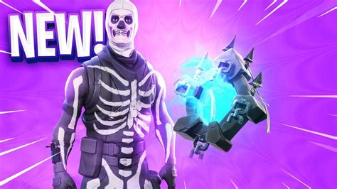 fortnite skull trooper skin return youtube