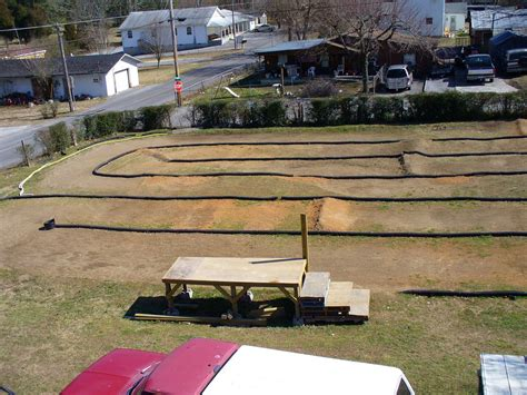 Backyard Rc Track Ideas by The Start Of My Backyard Rc Track Page 2 R C Tech Forums