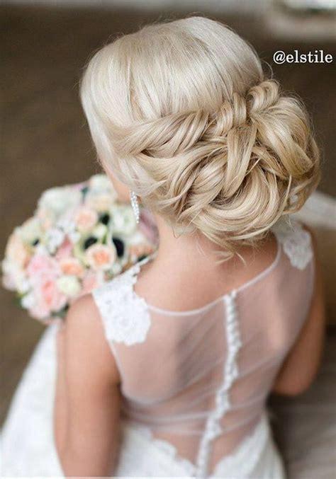 bridal updo ideas  pinterest