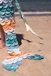 Benzie  A Fanfare Of Felt   Mermaid Tail Diy