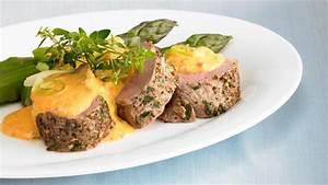 Schweinefilet Mit Spargel : schweinefilet mit gr nem spargel und sauce hollandaise ~ Lizthompson.info Haus und Dekorationen