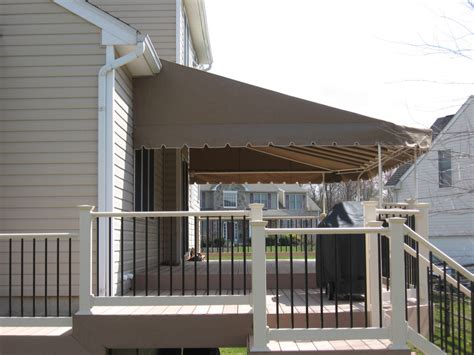 stationary canopy kreiders canvas service