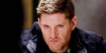 Dean Winchester Ackles Jensen Angry Supernatural Pissed