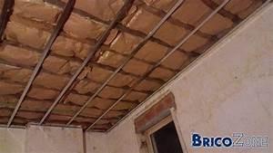 Faux Plafond Autoportant : faux plafond autoportant quels profils photos ~ Nature-et-papiers.com Idées de Décoration