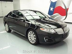 Find Used 2011 Lincoln Mks Ecoboost Awd Dual Sunroof Nav