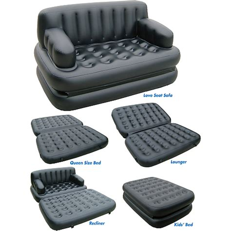 Air Lounge Comfort Sofa Bed by Comfort Air Beds