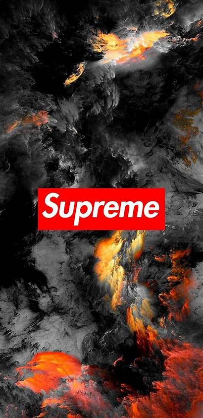 Supreme Cool Wallpapers Iphone Backgrounds Hypebeast Glitch