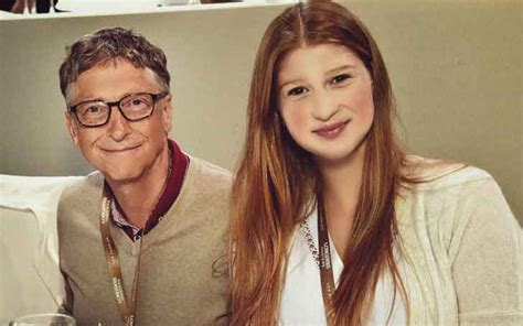 Phoebe Adele Gates - Facts About Bill Gates Daughter - Naibuzz