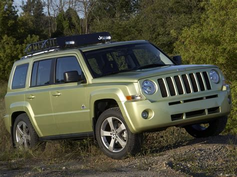 jeep patriot back jeep patriot back country photos photogallery with 7