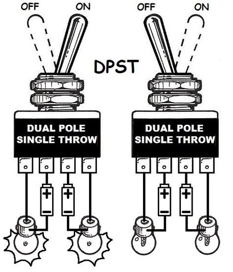 dpst switch wiring diagram dpst wiring diagram 19 wiring diagram images wiring