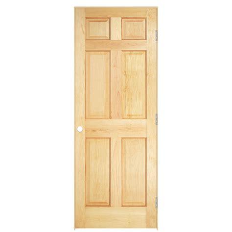 lowes 6 panel door 6 panel interior doors lowes shop reliabilt prehung