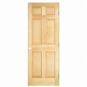shop reliabilt pine interior door common 36 in x 80 in With 36 interior door lowes