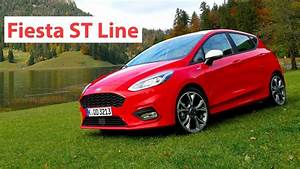 Ford Fiesta St Line Moteur : ford fiesta st line kurztest fahrbericht der probefahrt review deutsch youtube ~ Maxctalentgroup.com Avis de Voitures