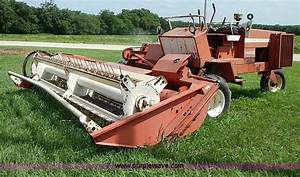 1973 Hesston 420 Swather