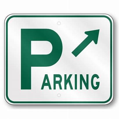 Destination Parking Sign Guide Signs Traffic D4