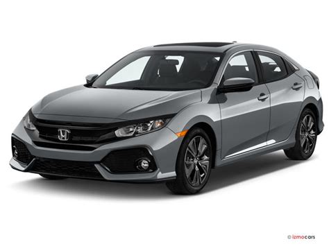 2018 Honda Civic Hatchback LX Manual Specs and Features ...