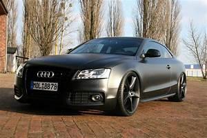 Audi A5 Coupé : tuning avus performance presents audi a5 coupe matte black with 275hp details photos it s ~ Medecine-chirurgie-esthetiques.com Avis de Voitures
